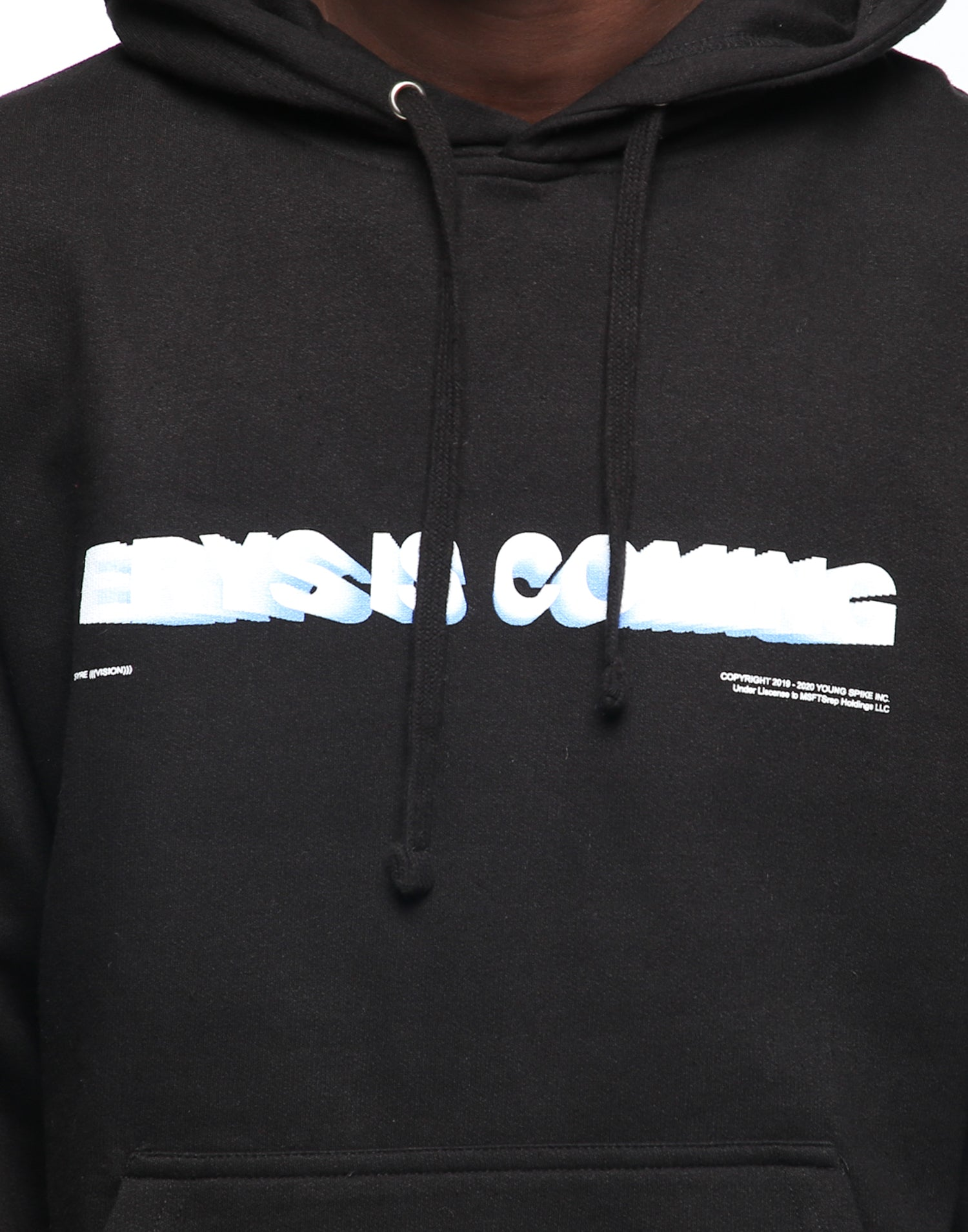 S M Case IH Youth Black Hoodie Sizes L or XL