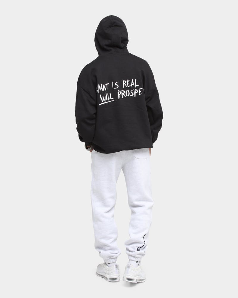 XXXTentacion Men's Prosper Black Hoodie Black
