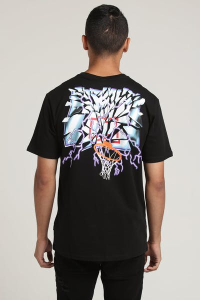 Converse Metal Cons Tee Black