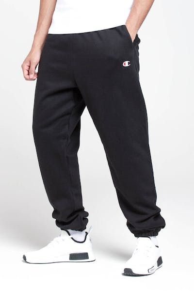 Champion Rev Weave Pant Black