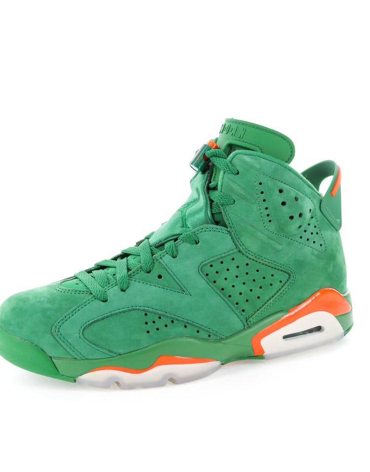 "86ceff3230719 Air Jordan 6 Retro NRG G8RD ""Gatorade Green"""