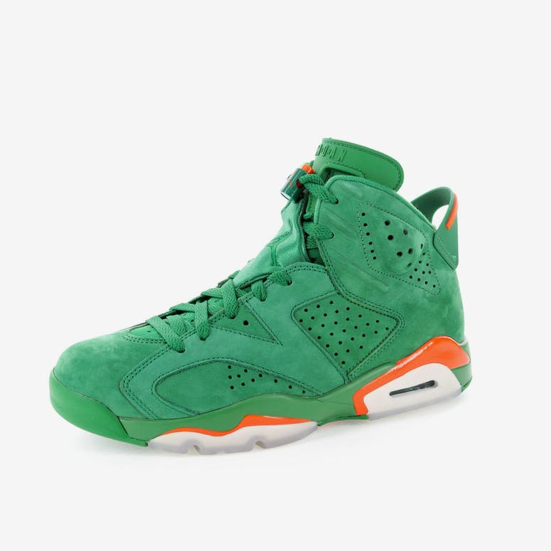 "11be25d2f21 Air Jordan 6 Retro NRG G8RD ""Gatorade Green"""