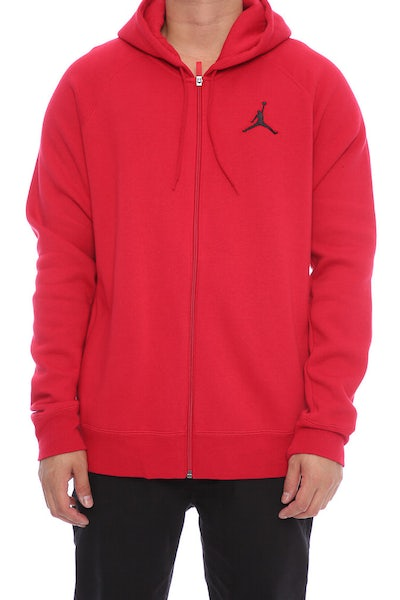 Jordan Flight Hoodie Red/Black