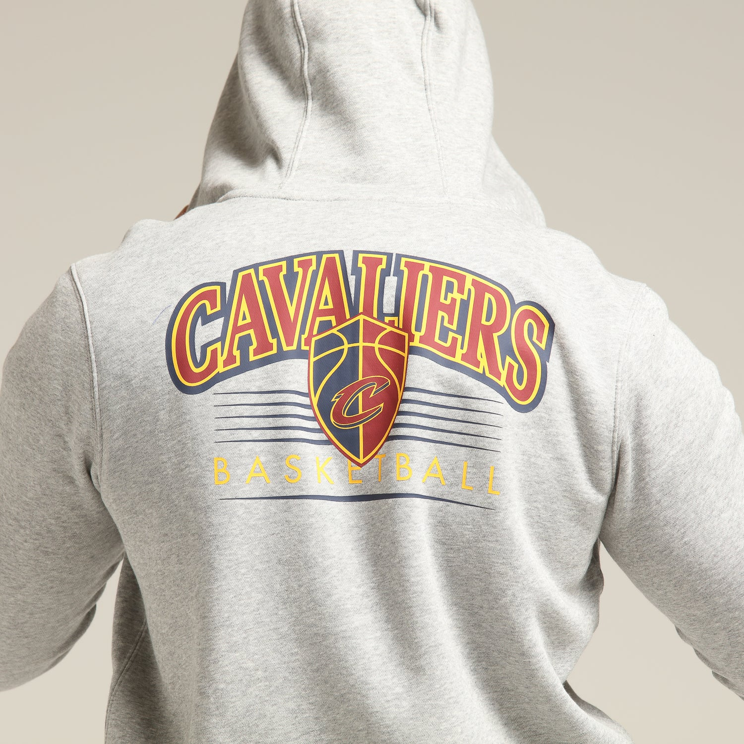 Cleveland Cavaliers Essential Logo Youth NBA Hoodie