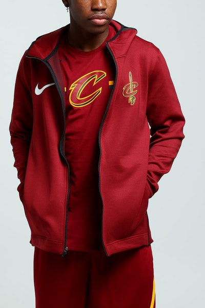 Nike Cleveland Cavaliers Therma Flex Hood