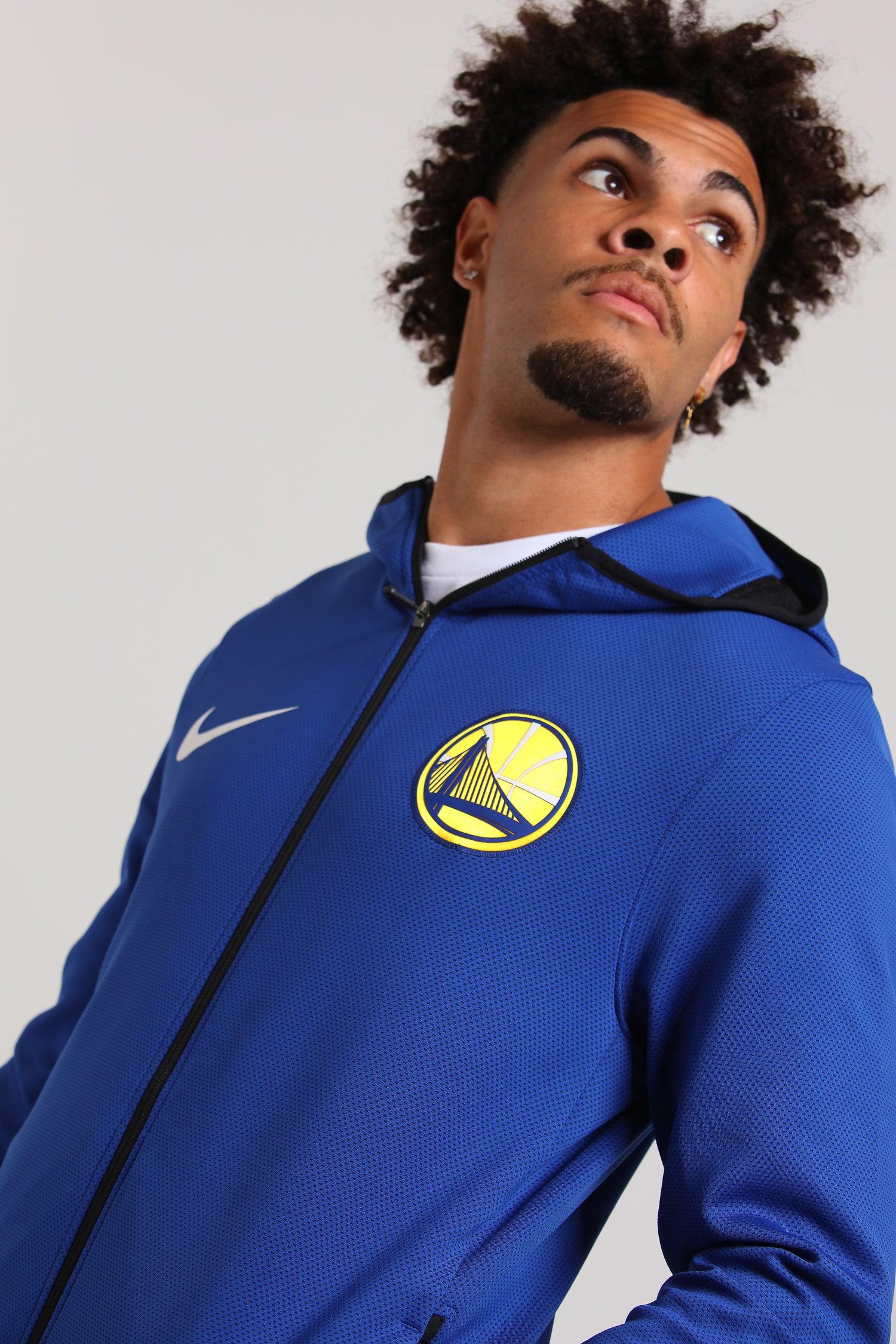 Nike Men's Orlando Magic On Court Therma Flex Showtime Full
