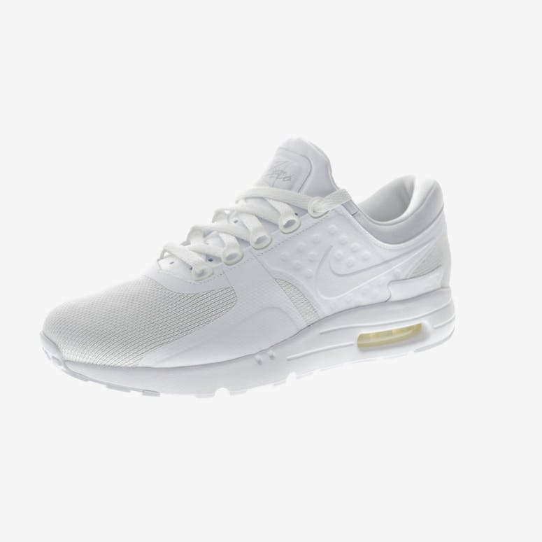 c075fa401acc9 Nike Air Max Zero Essential White Grey