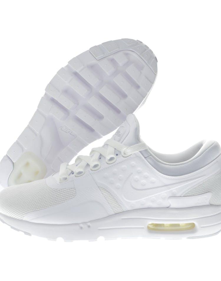 best loved 0b0d8 61fa3 Nike Air Max Zero Essential White Grey