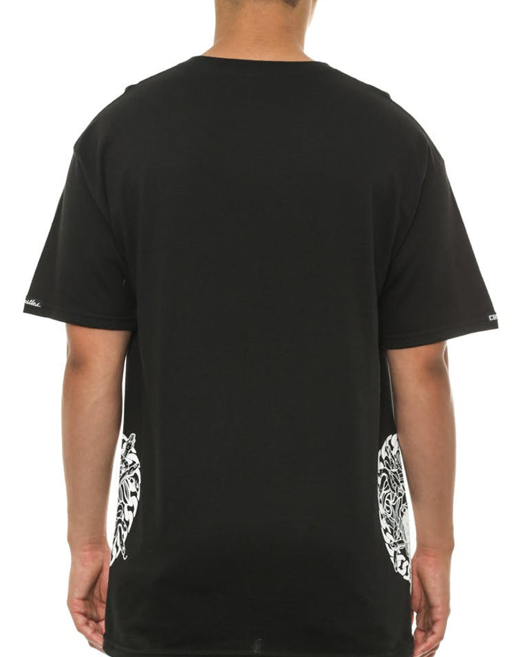 Defaced Bandusa Tee Black
