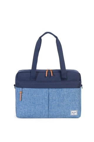 Gibson Crosshatch Messenger Indigo/navy