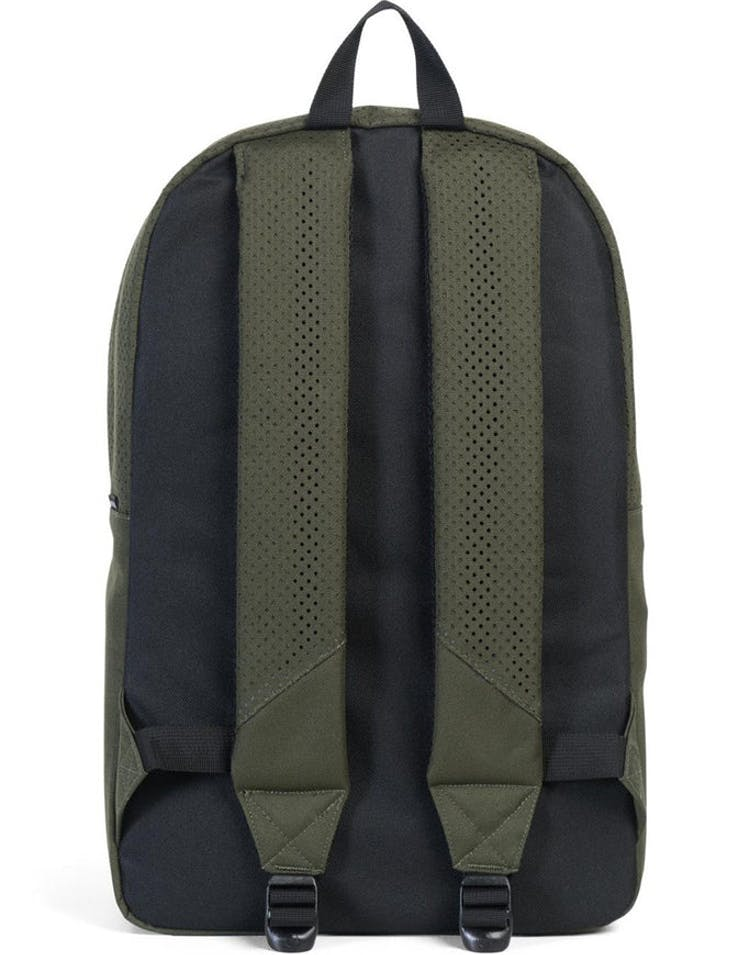 Heritage Rubber Aspect BP Forest/black