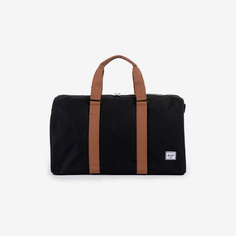 Ravine Duffle Black/tan