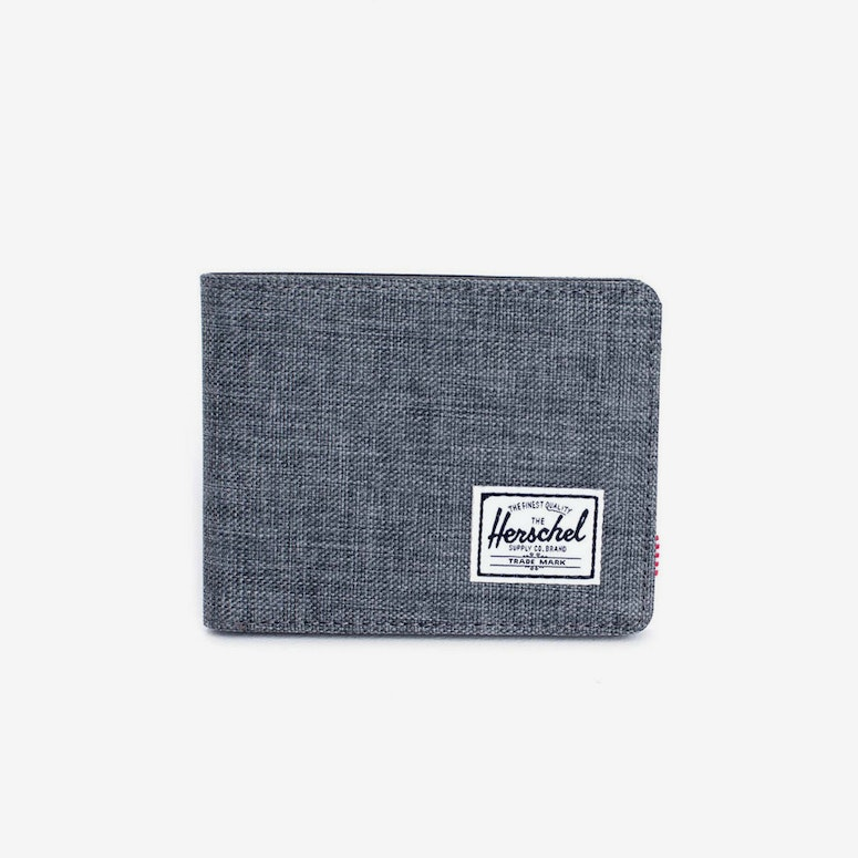 Hank Wallet Indigo/tan