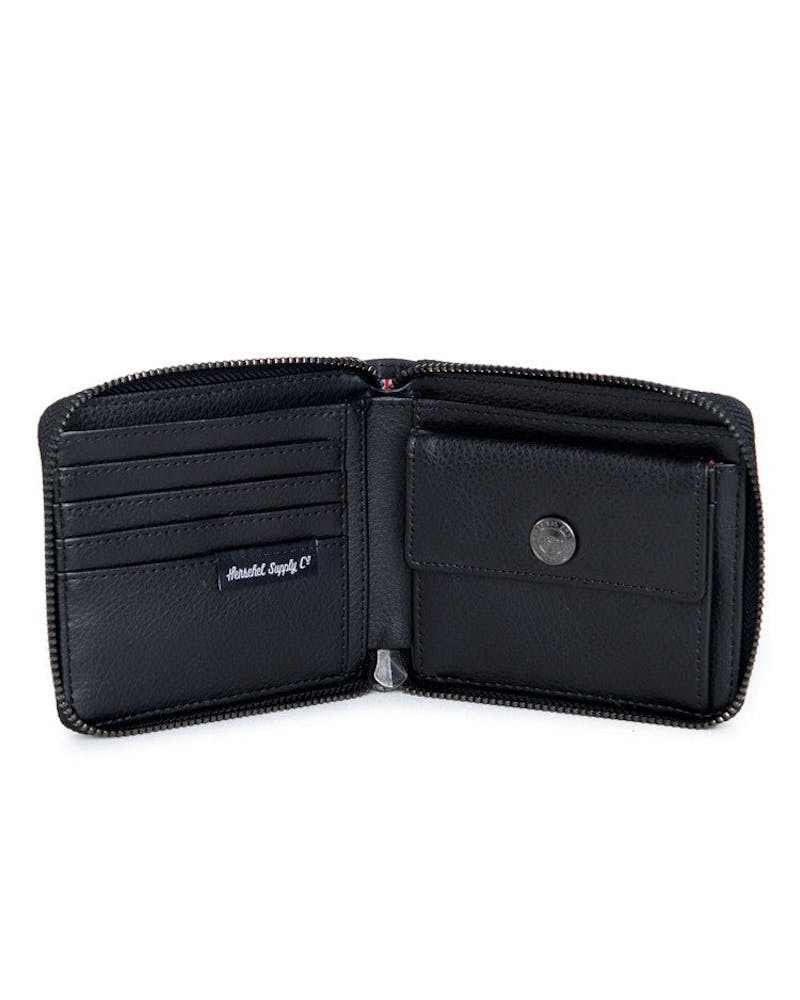 Walt Wallet Black/snake