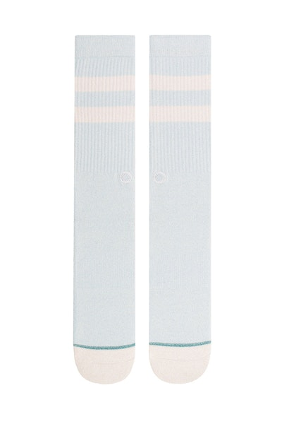 Stance Salty Classic Crew Sock Blue