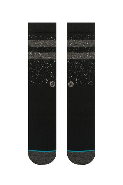 Stance Banned Sock Black