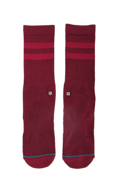 Stance Joven Sock Red