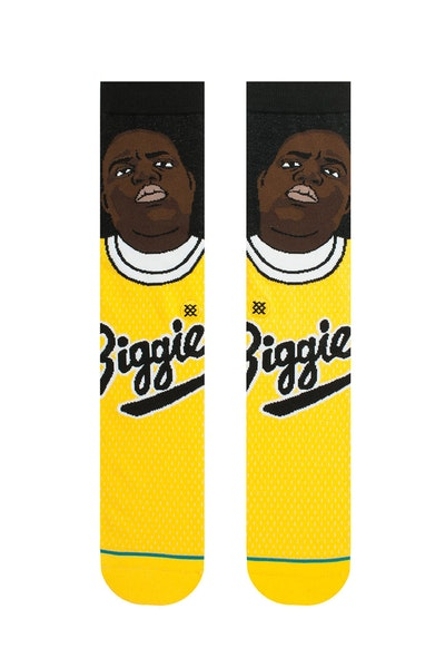 Stance Juicy Sock Yellow