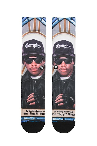 Stance Praise Eazy-E Sock Multi-coloured