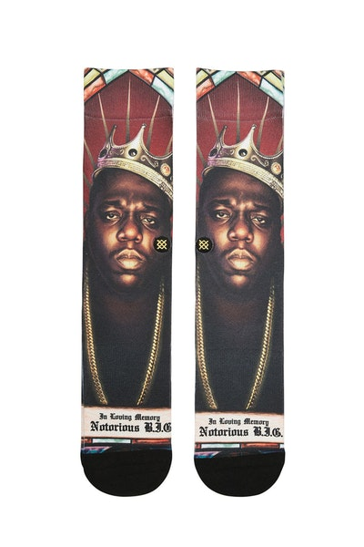 Stance Parise B.I.G. Sock Multi-coloured