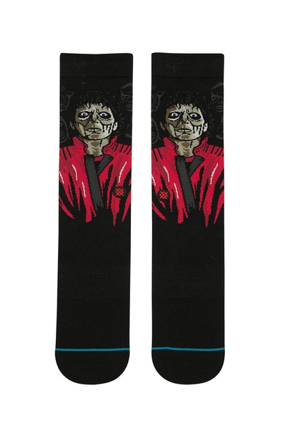 Stance Thriller Sock Black