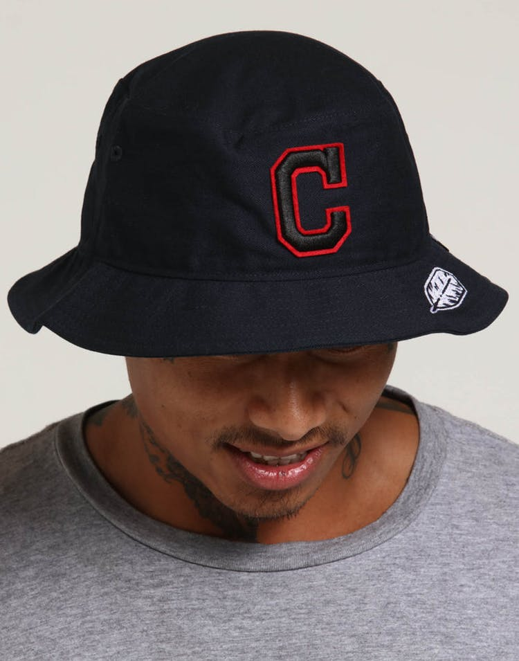 04565731dac57 47 Brand Cleveland Indians Global Art Via Via Bucket Navy – Culture Kings