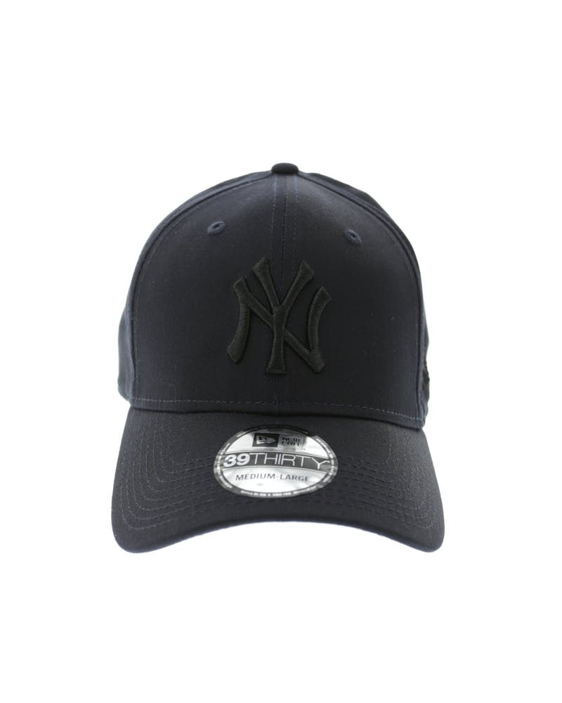 New Era Yankees Logo 3930 Navy