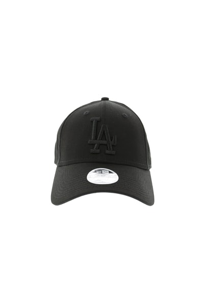 New Era Womens LA Dodgers 940 Strapback Black/Black