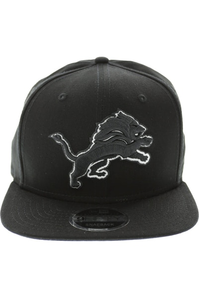 New Era Lions Original Fit Snapback Black/white