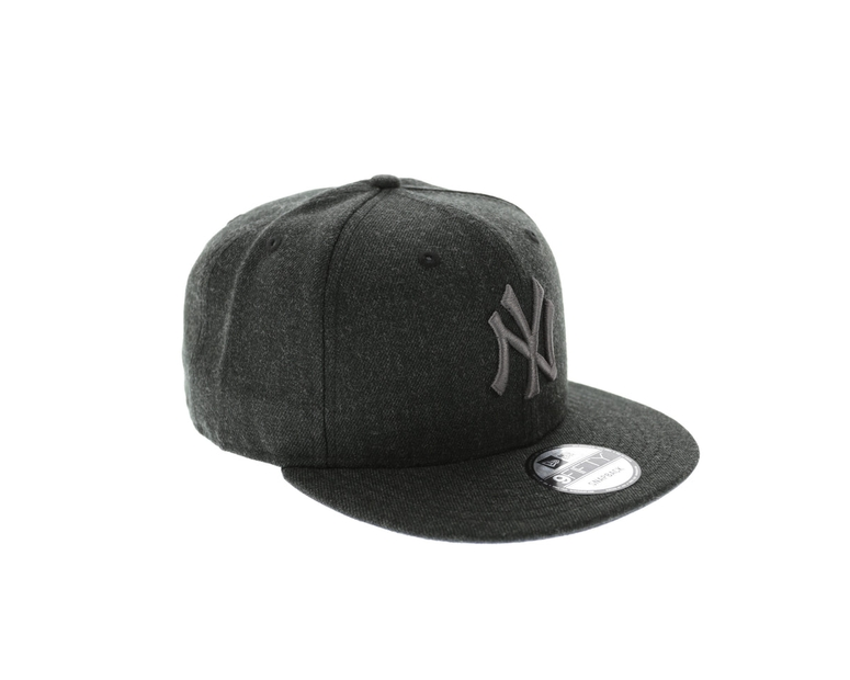 Yankees Heather Original Fit Heather Black/g