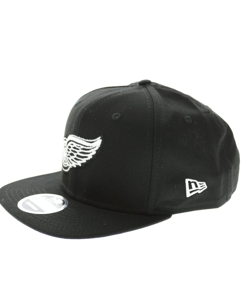 New Era Red Wings Original Fit Snapback Black/white