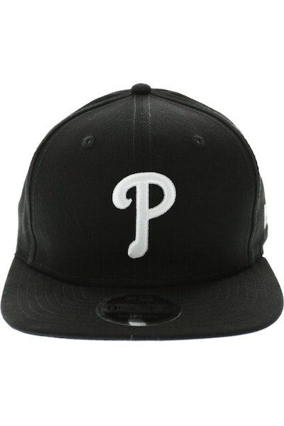 Phillies Logo Original Fit Snapback Black/white