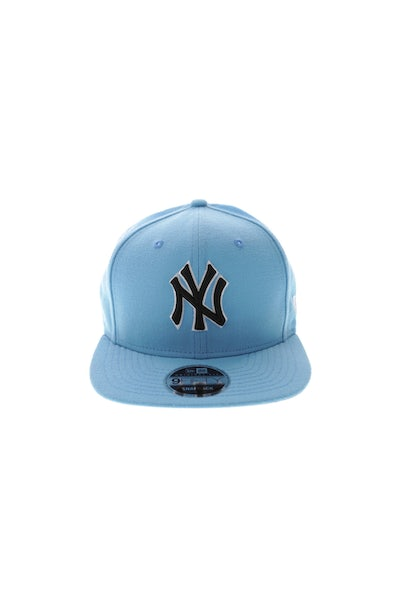 Yankees Outline Original Fit Light Blue/blac