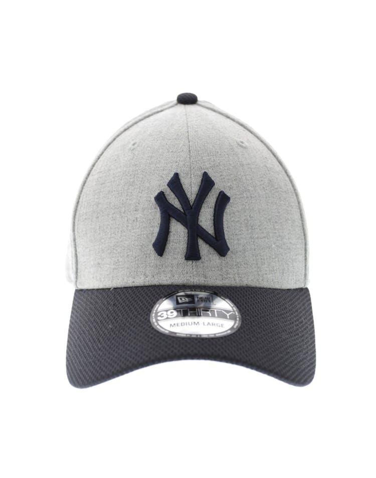 354dbd5896d967 New Era NY Yankees Redux 3930 Heather Grey/navy – Culture Kings