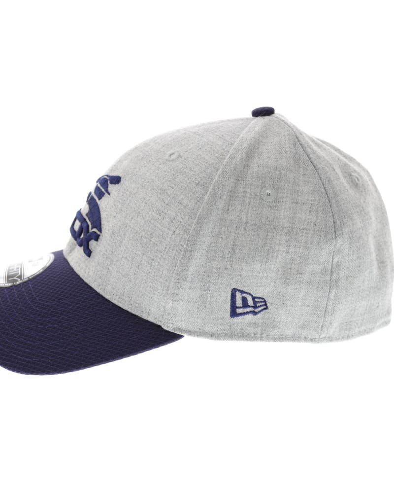 New Era White Sox Redux 3930 Heather Grey/Navy