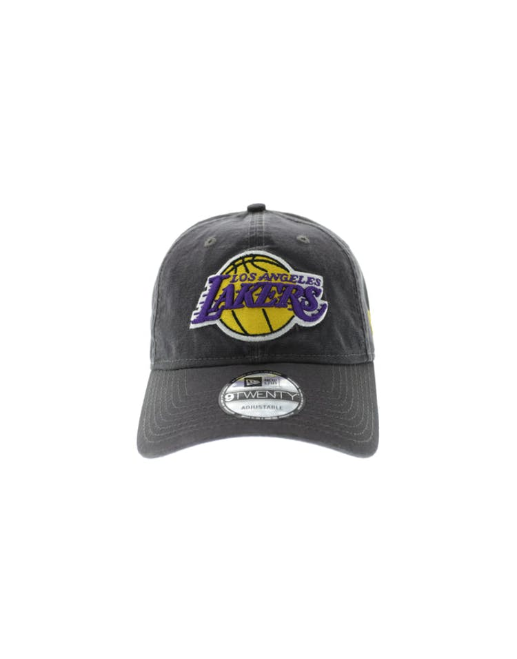 b880a2a5e New Era Lakers 920 CC Strapback Graphite
