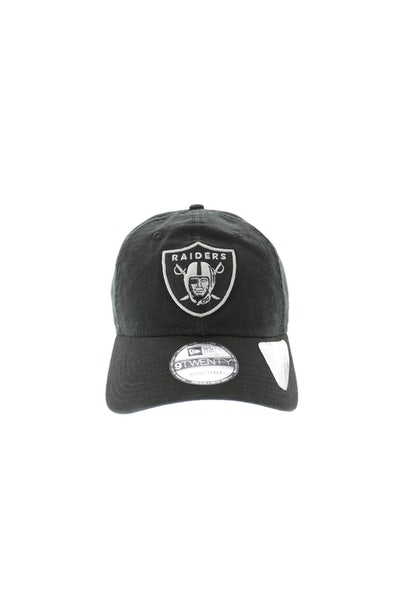 New Era Raiders 920 Outline Strapback Black