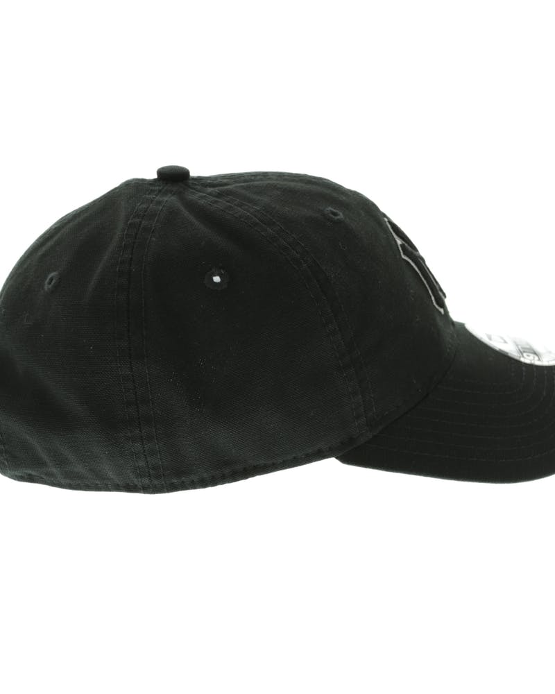 New Era Yankees 920 Outline Strapback Black