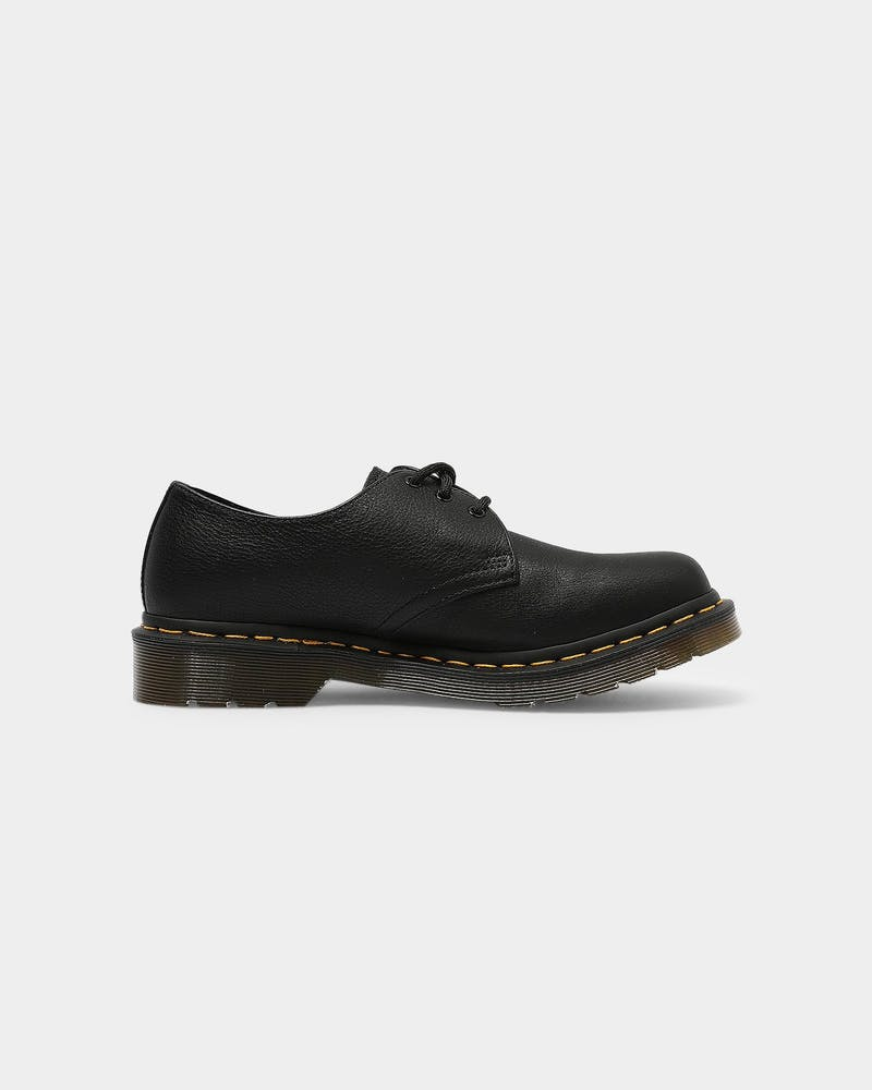 Dr. Martens Women's 1461 Virginia Black Virginia