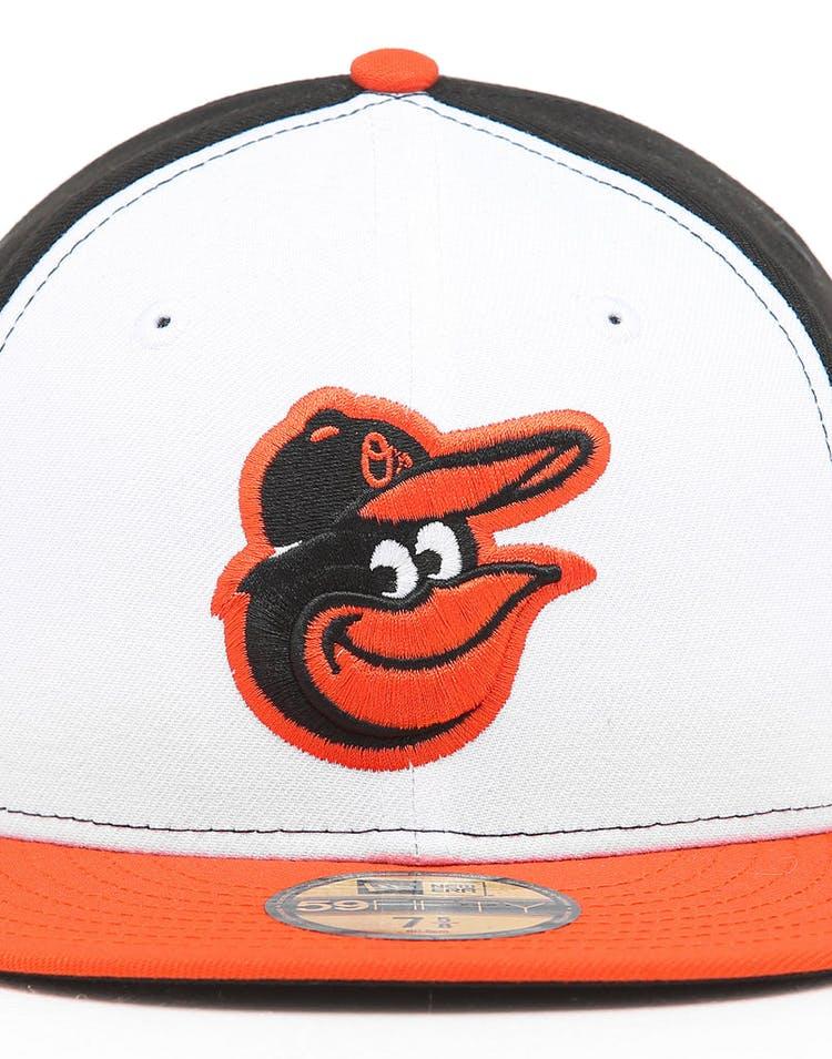 01093b871 New Era Baltimore Orioles 59FIFTY HM Fitted White/Orange/Black/OTC