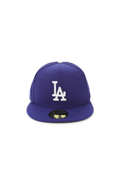 New Era Los Angeles Dodgers 5950 AC Fitted Royal
