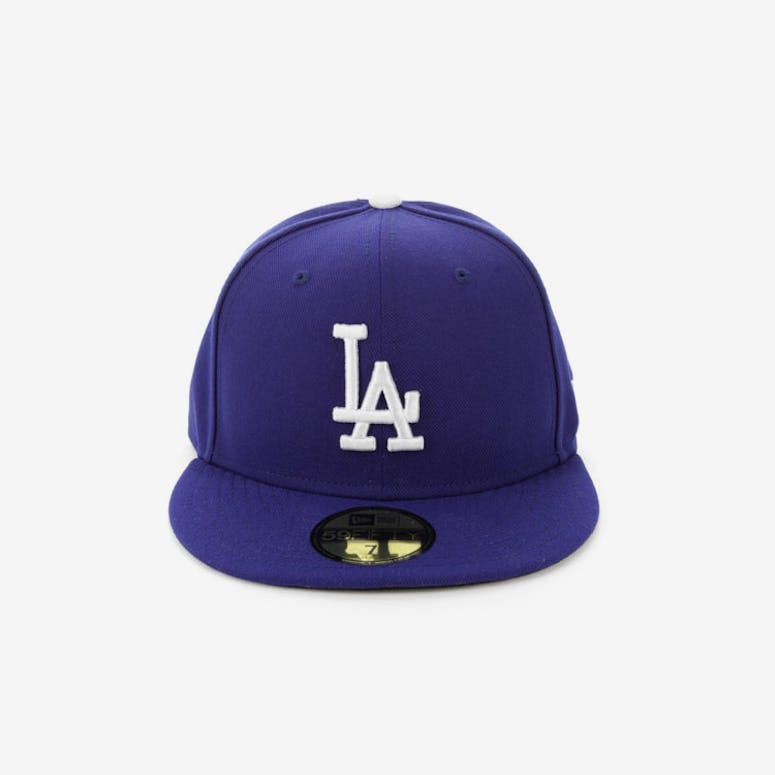 97145576995 New Era Los Angeles Dodgers 59FIFTY AC Fitted Royal – Culture Kings