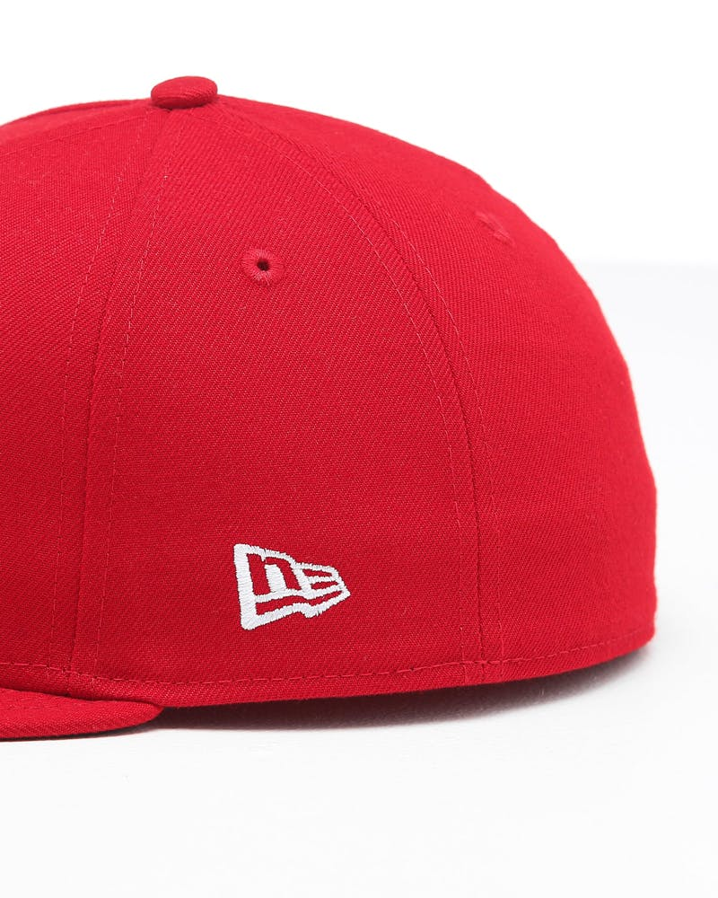New Era Texas Rangers 59FIFTY Fitted Red/OTC