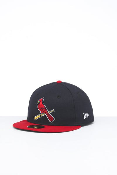 New Era St. Louis Cardinals 59FIFTY ALT Fitted Navy/Red/OTC