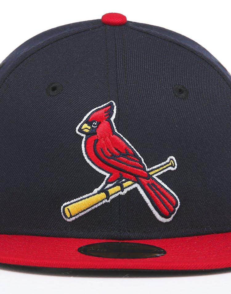 d1f3dafd New Era St. Louis Cardinals 59FIFTY ALT Fitted Navy/Red/OTC