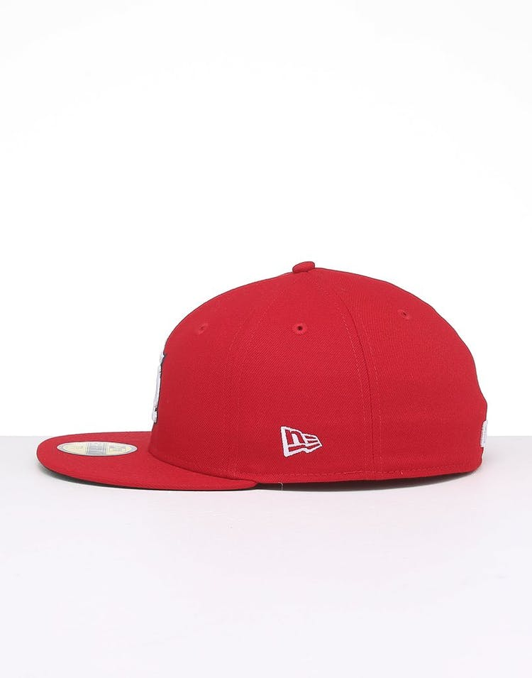 6e6257c0 New Era St. Louis Cardinals 59FIFTY Fitted Red/OTC