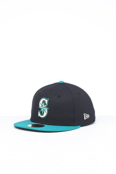 New Era Seattle Mariners 59FIFTY ALT Fitted Navy/OTC