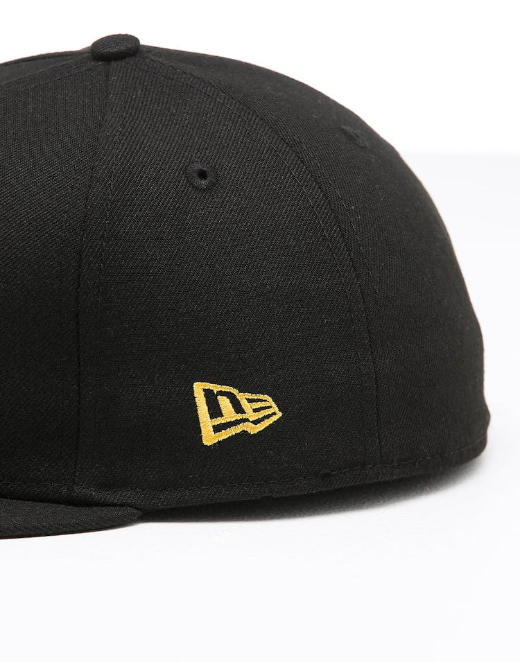 New Era Pittsburgh Pirates 59FIFTY ALT Fitted Black/OTC