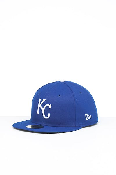 New Era Kansas City Royals 59FIFTY GM Fitted Royal/OTC