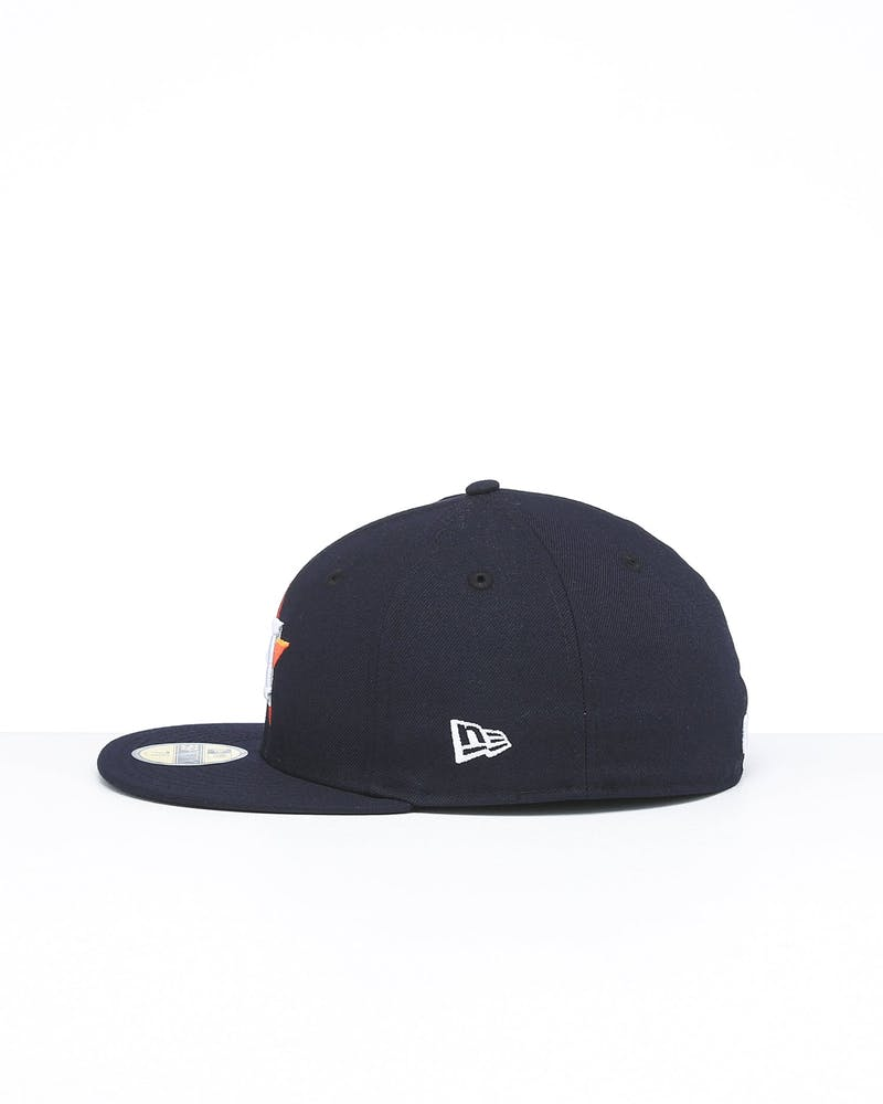 New Era Houston Astros 59FIFTY Fitted Navy/OTC
